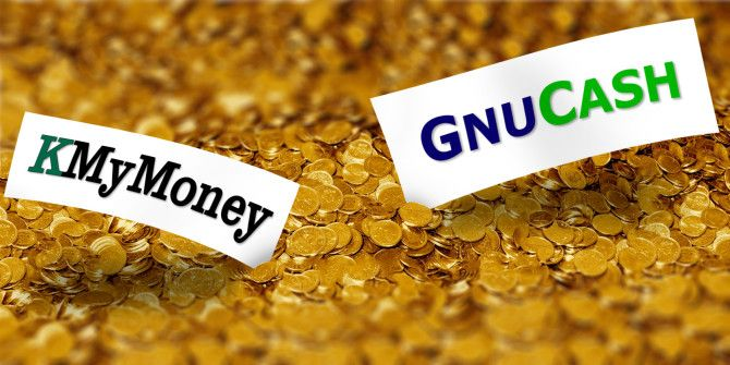 KMyMoney vs. GnuCash: The Battle Of Linux Desktop Money Management Apps