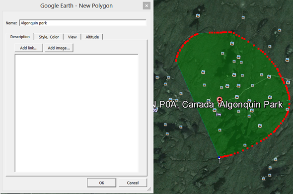 How To Create Your Own Virtual Tour On Google Earth With A KML File google earth 34