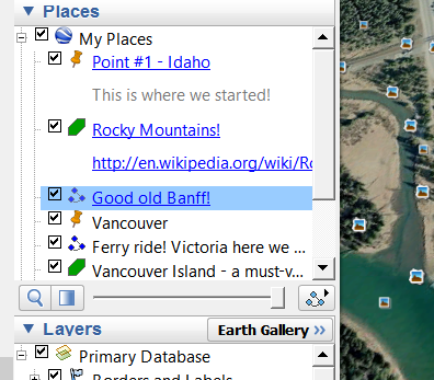 How To Create Your Own Virtual Tour On Google Earth With A KML File google earth 6