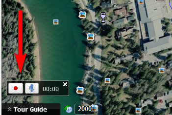 How To Create Your Own Virtual Tour On Google Earth With A KML File google earth 84