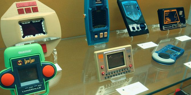 5 Handheld Video Game Consoles You've Probably Never Heard Of