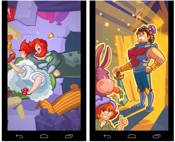 Need A New Game? Candy Crush Is Boring Compared To This One [Android] i need a hero 1