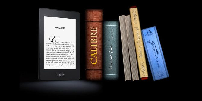 How To Manage Your Ebook Collection For The Amazon Kindle