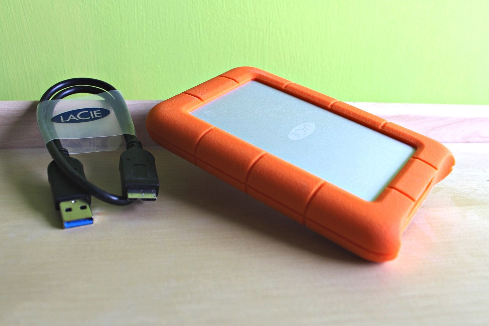 lacie rugged mini review