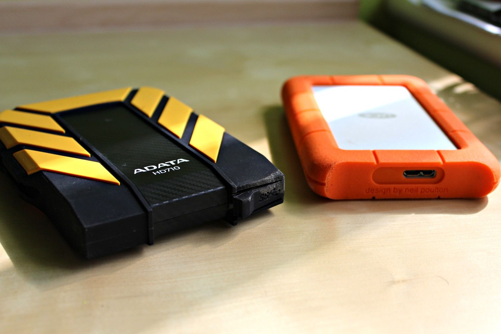 lacie rugged mini hard drive review