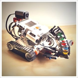 LEGO Mindstorms NXT 2 0 Review and Giveaway