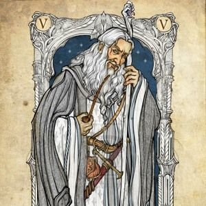 Reveal What's In Your Future With These Lord of The Rings Tarot Cards