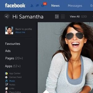 A Conceptual Facebook Design That Gives Control Back To The User