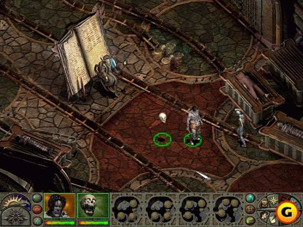 4 Fantastic Video Games Based On Dungeons And Dragons planescape torment e1374080534141