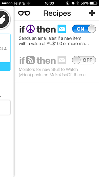 Put Your iPhone To Work With IFTTT recipes