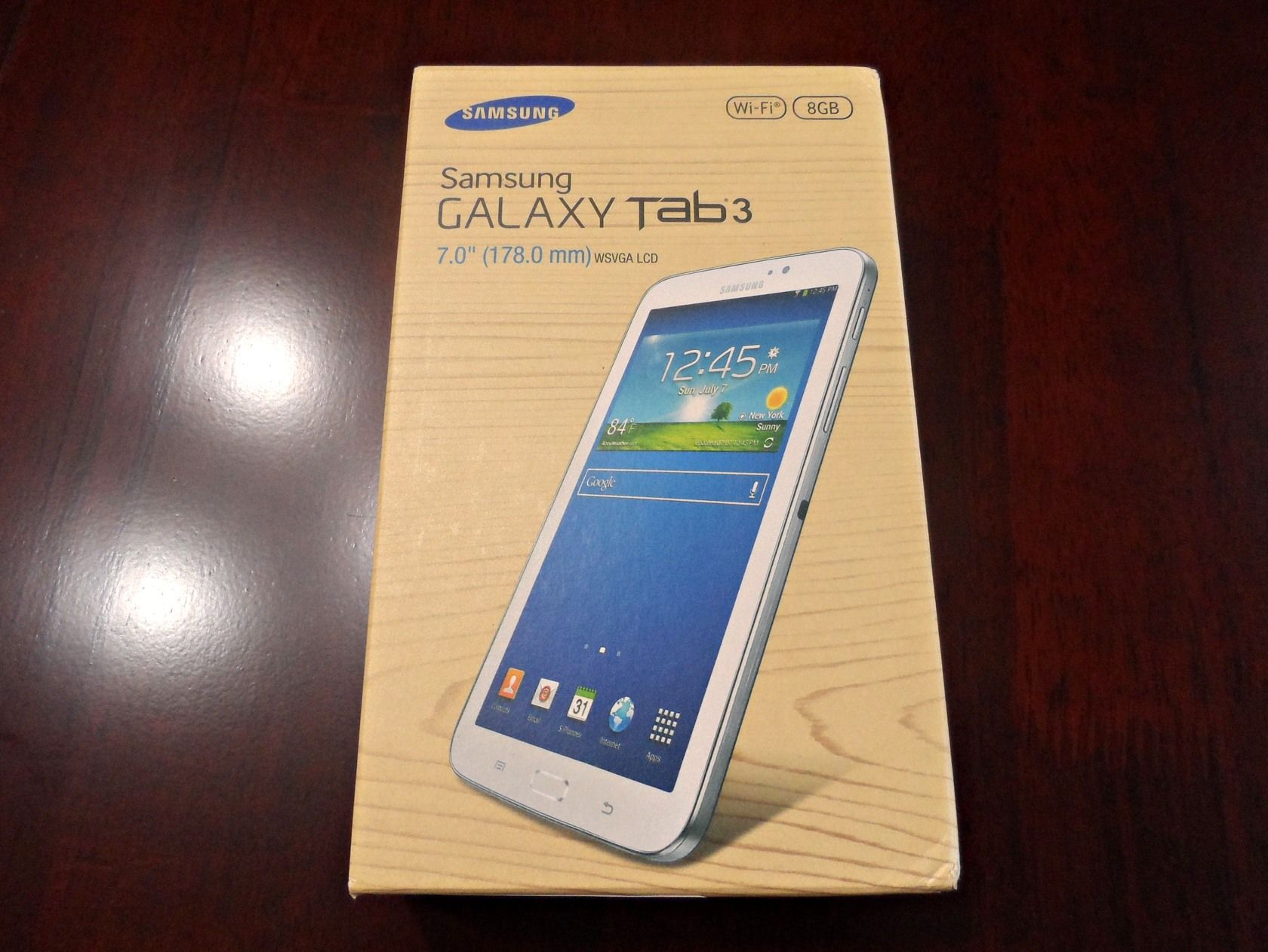 Samsung Galaxy Tab 3 7.0 Review And Giveaway