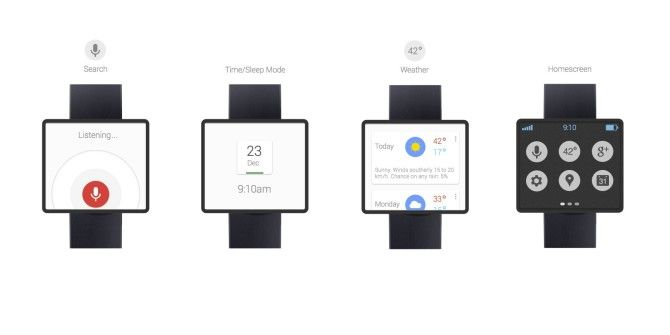 5 Smartwatch Concept Designs You Will Want!