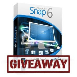 Screenshots and Video Capture Made Easy With Ashampoo Snap 6 [Giveaway]