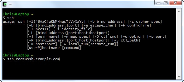 ssh-on-windows-in-cygwin-terminal