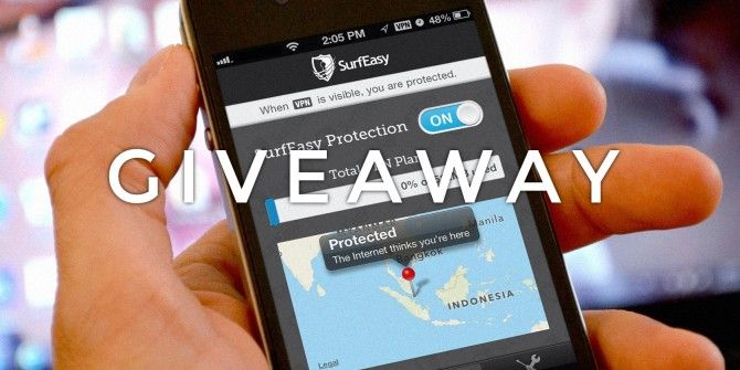 Protect Your Mobile Data and Network Usage With SurfEasy VPN [Giveaway]