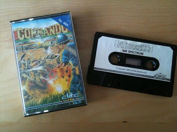 7 Signs You're a Living Piece of Gaming History video game cassette tape