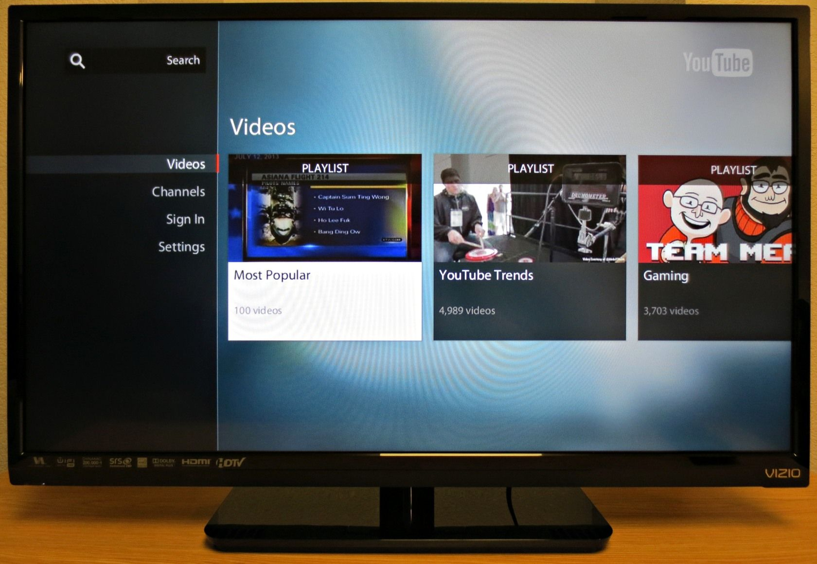 vizio e320i-a0 smart tv review
