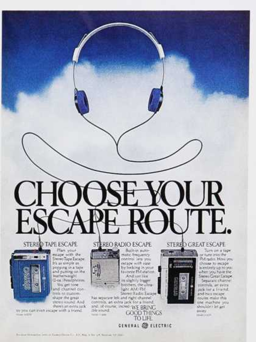 Remembering the 1980s - Hold On, Was It Really Like That? walkman
