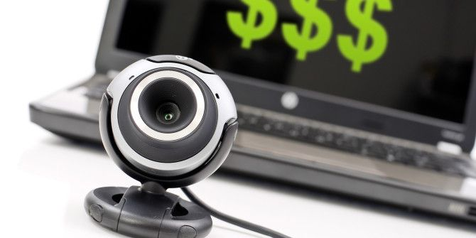 5 Ways You Can Make Money with Your Webcam and Stay Fully Clothed