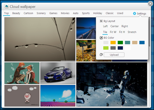 4 Great Apps And Extensions To Renovate Chrome's New Tab Page 12 X New Tab Page Cloud Wallpaper