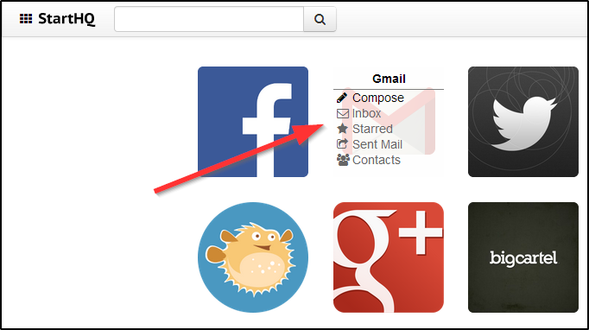 4 Great Apps And Extensions To Renovate Chrome's New Tab Page 17 StartHQ Deeplinks