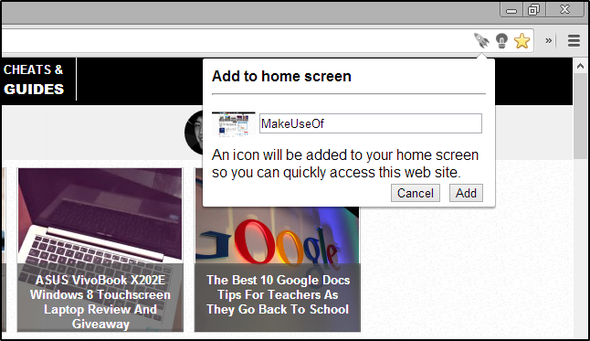 4 Great Apps And Extensions To Renovate Chrome's New Tab Page 20 Launchpage Address bar icon