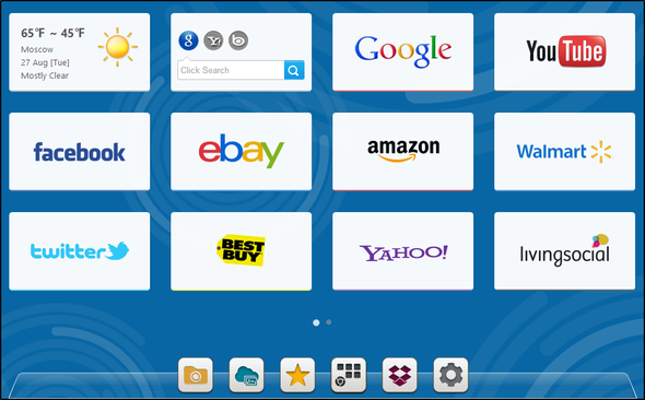 4 Great Apps And Extensions To Renovate Chrome's New Tab Page 6 X New Tab Page