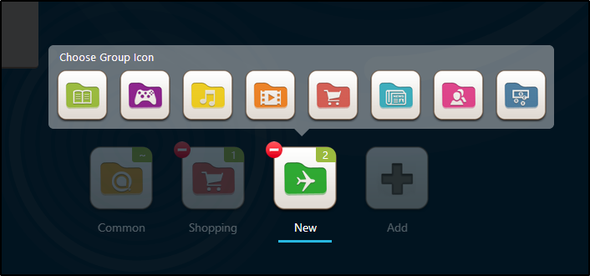 4 Great Apps And Extensions To Renovate Chrome's New Tab Page 9 X New Tab Page Group Icon