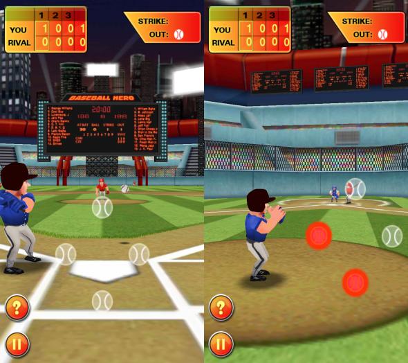 Get Sporty On Your Android With These 7 Free & Fun Games Baseball Hero
