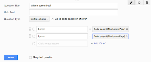 10 Advanced Tips & Tricks For Google Forms Google Forms Logic
