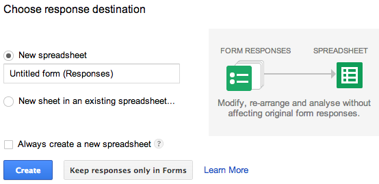 10 Advanced Tips & Tricks For Google Forms Google Forms Response Destination