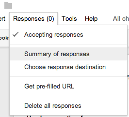 10 Advanced Tips & Tricks For Google Forms Google Forms Summary Of Responses