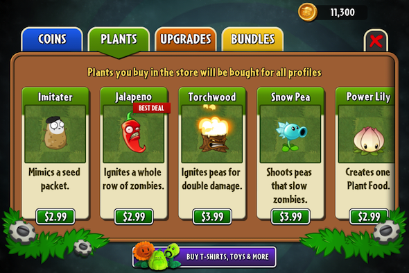 Plants vs. Zombies 2: Does Going Free-To-Play Mean The Death Of The Series? PVZ2F2P2