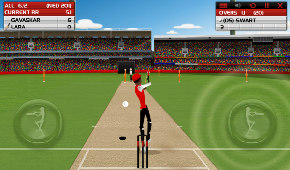 Get Sporty On Your Android With These 7 Free & Fun Games Stick Cricket