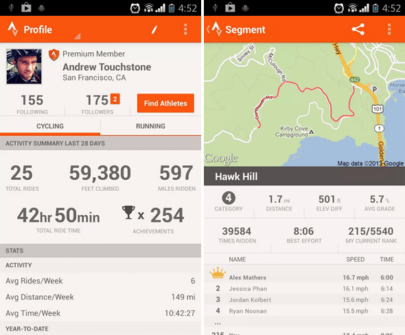 android-cycling-strava