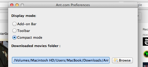 Ant Video Downloader: Dead Easy Tool For Downloading Online Video [Firefox, IE] ant settings1