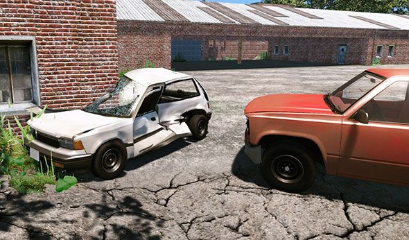Smash, Drive & Build: 3 Awesome Physics Sandboxes Simulators beamng physics