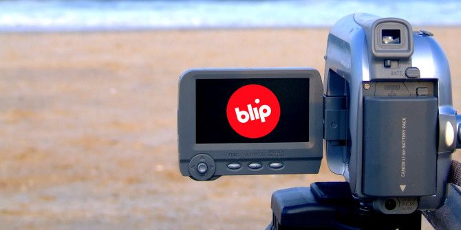Share Your Video Series On Blip And Make Money While You're At It