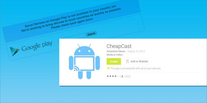 Did You Know You Can Make Your Own Chromecast For Free?