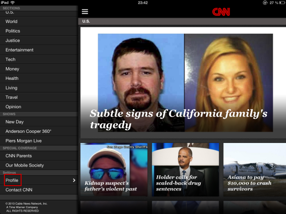 Get Your iOS International News Fix From The BBC cnn profile