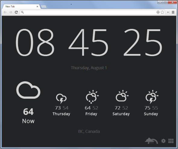 9 Ways to Customise the New Tab Page in Chrome currently for chrome