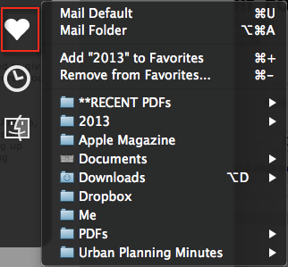 default_Folder X_favorites