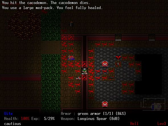Roguelikes: A Unique & Challenging Spin On The RPG Genre doom roguelike