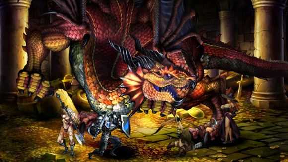6 Video Games With Fantastic Local Multiplayer For Dorm Room Gaming dragonscrown 1