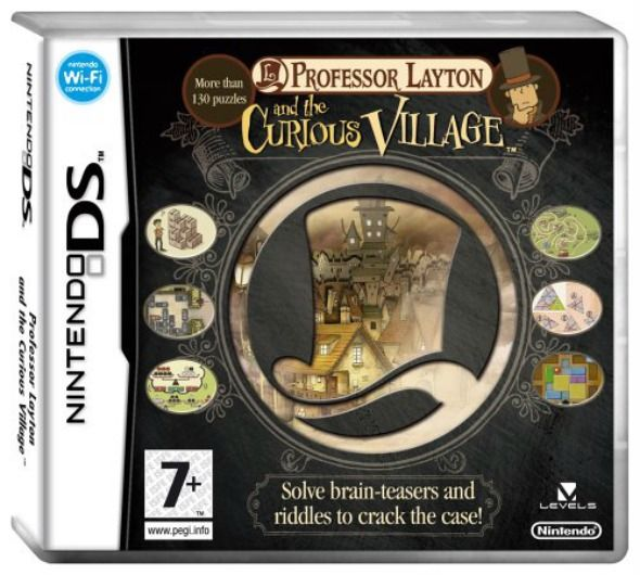 5 Essential Nintendo DS Game Franchises Everybody Should Play ds professor layton