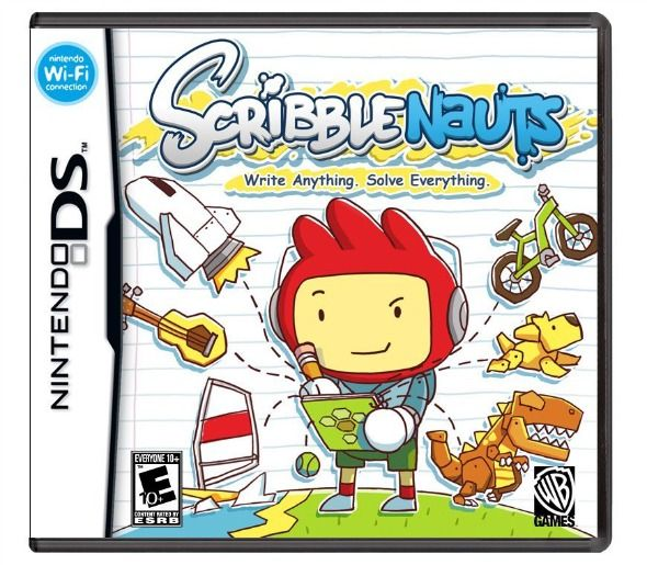 5 Essential Nintendo DS Game Franchises Everybody Should Play ds scribblenauts