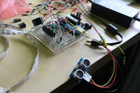How to make a simple arduino alarm system finished wiring swarovskicordoba Gallery