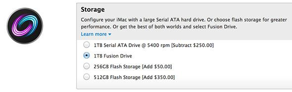 What is Apple's Fusion Drive & How Does It Work? fusion upgrade