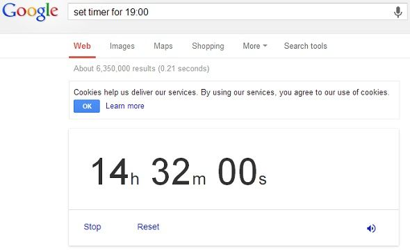 8 Google Search Tips To Keep Handy At All Times google timer