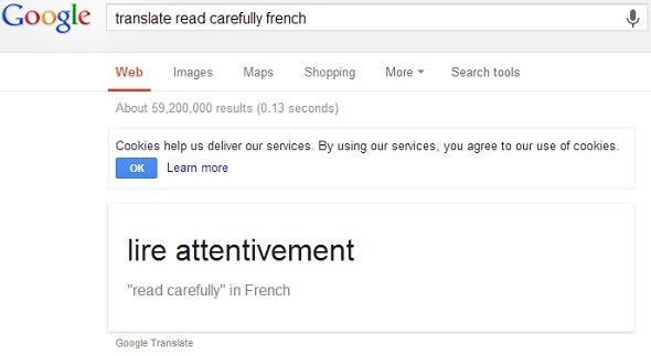8 Google Search Tips To Keep Handy At All Times google translate french